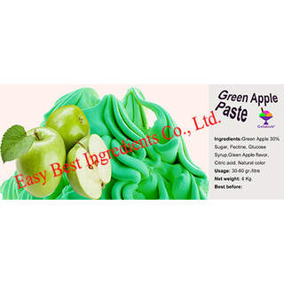 Green Apple Paste